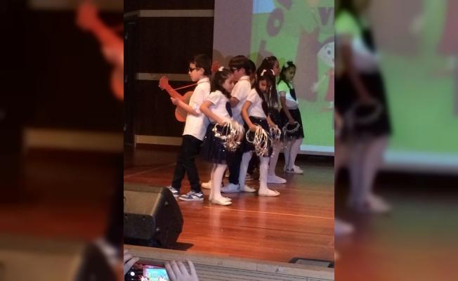 TOKİ İlkokulu 23 Nisan'ı büyük coşkuyla kutladı