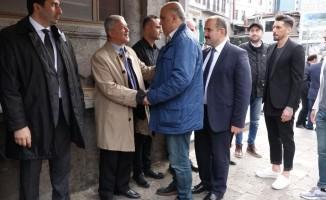Trabzonspor Kurucu Üyesi Sabit Sabır son yolculuğuna uğurlandı