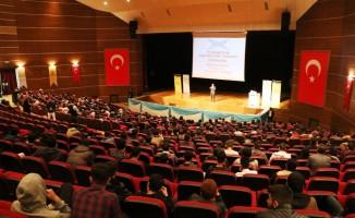 TÜGVA, liseli öğrencilere Enderun Bölge Kampı etkinliği düzenledi