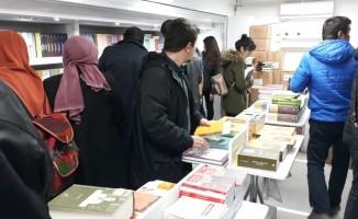Türk Dil Kurumu yayınları Sivas Cumhuriyet Üniversitesinde