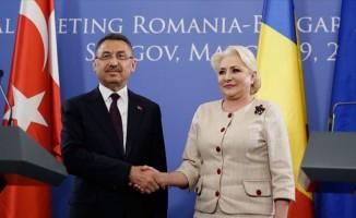 Türkiye-Romanya JETCO İmza Töreni