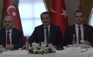 Türkiye-Azerbaycan-Türkmenistan Üçlü Enerji Bakanları Toplantısı gerçekleştirildi