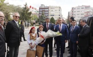 Türkiye Bulgaristan arasında ilk adım atıldı