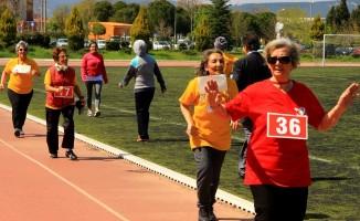 Türkiye'nin ilk tazelenme olimpiyatı yapıldı