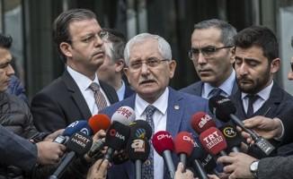YSK Başkanı Güven: İstanbul ile ilgili kararın gereği yapılıyor