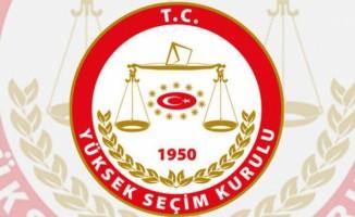 Yüksek Seçim Kurulu (YSK), AK Parti'nin Büyükçekmece için...