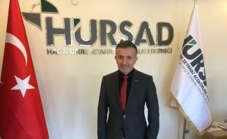 AK Parti İstanbul Büyükşehir Belediye Başkan adayı Yıldırım'a HURSAD'tan destek