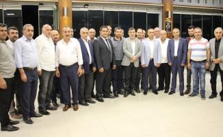 Aydın'da yaşayan Muşlular iftarda bir araya geldi