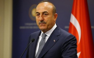 Bakan Çavuşoğlu, Kazakistan'daki Ahıskalı Türklerle bir araya geldi