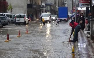Balıkesir için sağanak yağış ve su baskını uyarısı
