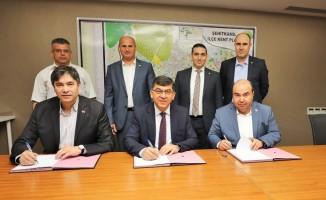 Başkan Fadıloğlu, SDS'yi İmzaladı