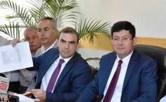Başkan Özcan, Nazilli Belediyesi'nin resmi borcunu açıkladı