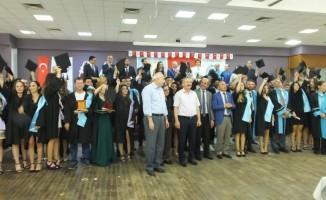 BAÜ Burhaniye MYO da 25. mezuniyet coşkusu