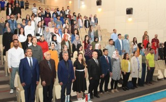 BEÜ'de sertifika töreni