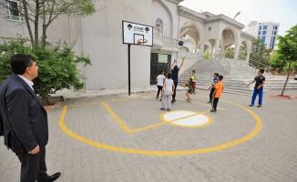 Camilere spor alanları kazandırılıyor