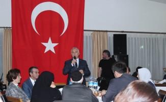 Çerkezköy Kaymakamlığı şehit aileleri ve gaziler onuruna iftar yemeği düzenledi