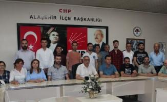 CHP'den çirkin saldırıya kınama