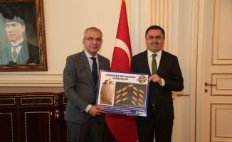 CK Enerji Çamlıbel Elektrik'in sosyal sorumluluk projelerine Vali Çakır'dan destek