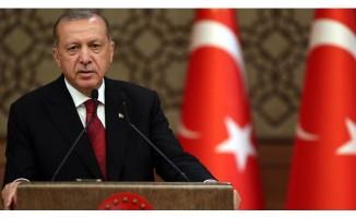 """Cumhurbaşkanı Erdoğan: """"Ülkemizi dünyanın en büyük 10 devletinden biri haline getirmekte kararlıyız"""""""