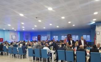 Dünya Yetim Çocuklar Günü'nde ilçedeki yetim çocuklar ve ailelerine iftar yemeği verildi