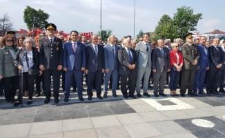 Düzce'de 19 Mayıs Coşku ile Kutlandı