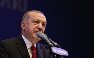 """Erdoğan: """"İstanbul halkının 212 bin diğer yandan 30 bin oyuna halel gelmesine göz mü yummalıydık?"""