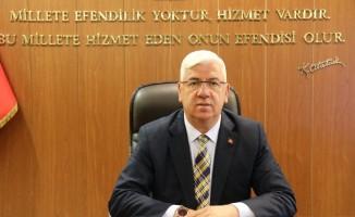 """Ergene Belediye Başkanı Rasim Yüksel: """"Milli mücadelenin 100. yılı kutlu olsun"""""""