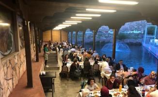 Erzincan Barosu'ndan geleneksel iftar yemeği