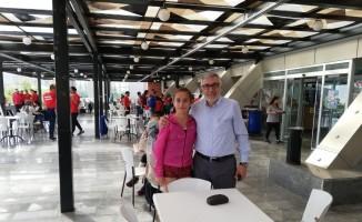 Eskişehirli oryantiring sporcusu Elif Gökçe Avcı Türkiye şampiyonu oldu