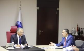 İlçelere yapılacak yatırımlar için koordinasyon toplantıları devam ediyor