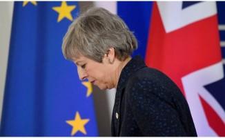 İngiltere Başbakanı May istifa etti.