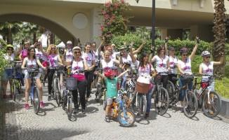 Kadınların bisiklet aşkı