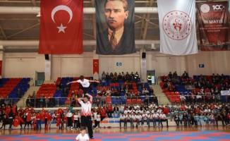 Karabük'te milli mücadelenin 100. yılı coşkuyla kutlandı