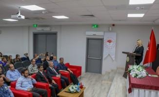 Kayseri Orman Bölge Müdürlüğü'nde İslam'da Güzel Ahlak Konferansı