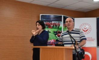 Kırıkkale'de Engelliler Haftası kutlandı