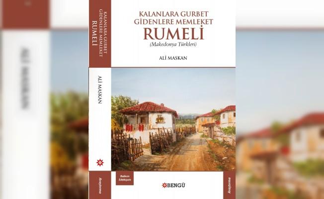 Makedonya Türklüğü kitap oldu