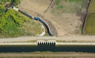 Manyas'ta 180 bin dekar arazi su ile buluşacak