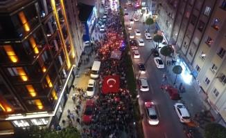 Milli Mücadele'nin 100'üncü yılında Gaziosmanpaşa tek yürek oldu
