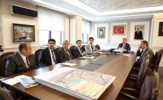 """Mustafa Palancıoğlu: """"Plan ve Proje toplantısı ile 2023 yılına kadar olan ilçemizin yol haritasını çıkardık"""""""