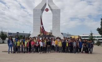 Ortaokulu öğrencilerine anlamlı gezi