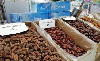 Ramazanda Hurma Satışlarında Talep Arttı