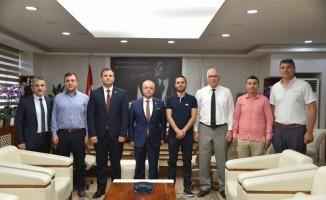 Salihli Belediyespor'a yeni yönetim