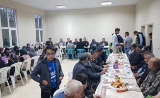 Saraycık köyü geleneksel iftarı bu yıl da düzenlendi