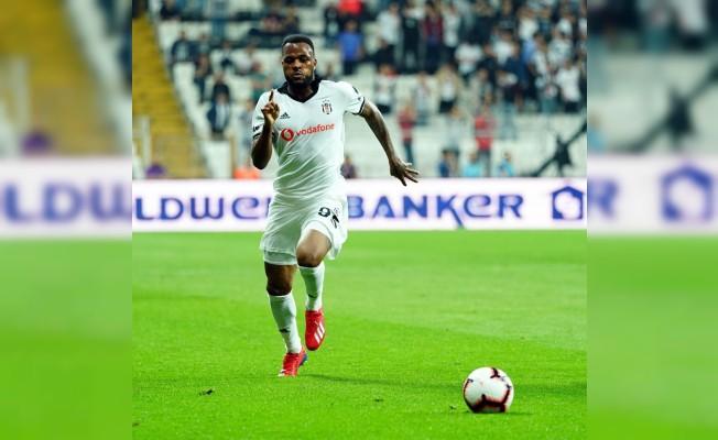 Spor Toto Süper Lig: Beşiktaş: 3 - Kasımpaşa: 1 (İlk yarı)
