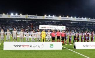 Spor Toto Süper Lig: Çaykur Rizespor: 1 - Trabzonspor: 3 (İlk yarı)