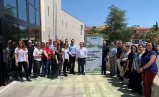 Stratejik hasat projesinin 4. yürütme toplantısı İspanya'da yapıldı