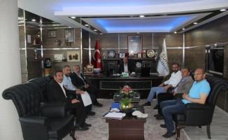 Şuhut Çevre Hizmetleri Birliği toplantısı
