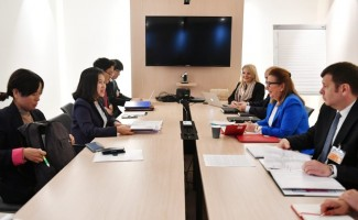 Ticaret Bakanı Pekcan, Güney Koreli mevkidaşı ile görüştü