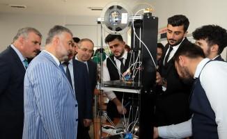 Tokat Gaziosmanpaşa Üniversitesinde proje günleri başladı