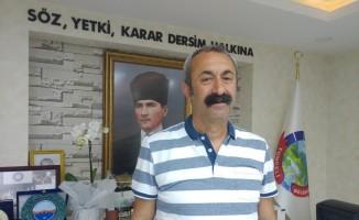 """Tunceli Belediye Başkanı Maçoğlu'dan """"Dersim"""" açıklaması"""